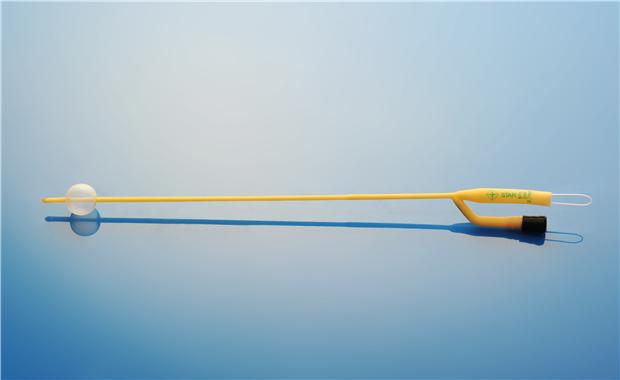 乳胶导尿管(双腔气囊儿童型)