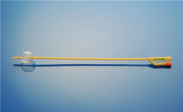 乳胶导尿管(双腔气囊标准