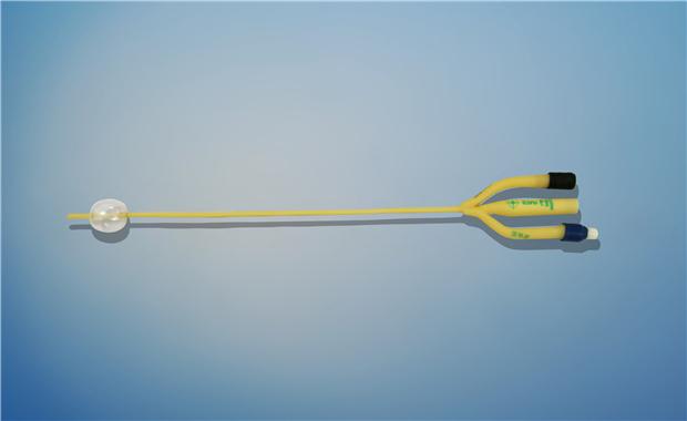 取样型导尿管双腔儿童型