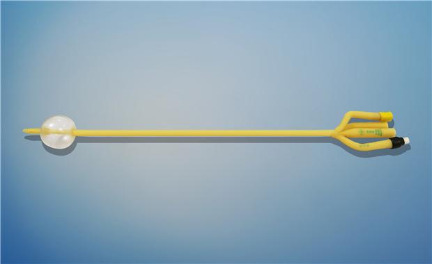取样型导尿管三腔标准型